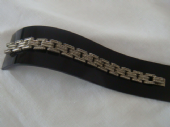 German Art Deco Diamante Bracelet circa 1930s (SOLD)